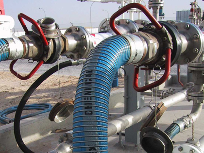 HOSES AND COUPLINGS